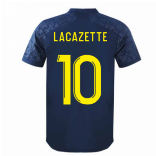 2020-2021 Lyon Third Shirt (LACAZETTE 10)