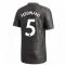 2020-2021 Man Utd Adidas Away Football Shirt (FERDINAND 5)