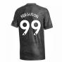 2020-2021 Man Utd Adidas Away Football Shirt (Kids) (FERGUSON 99)