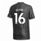 2020-2021 Man Utd Adidas Away Football Shirt (Kids) (KEANE 16)
