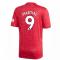 2020-2021 Man Utd Adidas Home Football Shirt (Kids) (MARTIAL 9)
