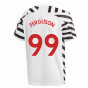 2020-2021 Man Utd Adidas Third Football Shirt (Kids) (FERGUSON 99)