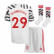 2020-2021 Man Utd Adidas Third Little Boys Mini Kit (WAN-BISSAKA 29)