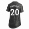 2020-2021 Man Utd Adidas Womens Away Shirt (SOLSKJAER 20)
