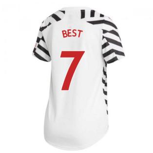 2020-2021 Man Utd Adidas Womens Third Shirt (BEST 7)