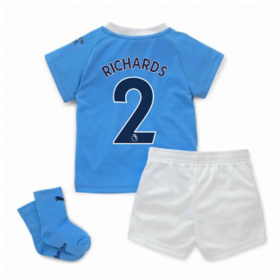 2020-2021 Manchester City Home Baby Kit (RICHARDS 2)