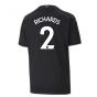 2020-2021 Manchester City Puma Away Football Shirt (Kids) (RICHARDS 2)