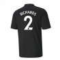 2020-2021 Manchester City Puma Away Football Shirt (RICHARDS 2)