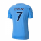 2020-2021 Manchester City Puma Home Authentic Football Shirt (STERLING 7)