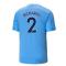 2020-2021 Manchester City Puma Home Football Shirt (RICHARDS 2)