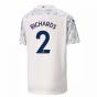 2020-2021 Manchester City Puma Third Football Shirt (Kids) (RICHARDS 2)