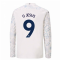 2020-2021 Manchester City Puma Third Long Sleeve Shirt (Kids) (G JESUS 9)