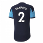 2020-2021 Manchester City Puma Training Shirt (Light Blue) (RICHARDS 2)