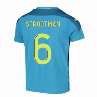 2020-2021 Marseille Third Shirt (Kids) (STROOTMAN 6)