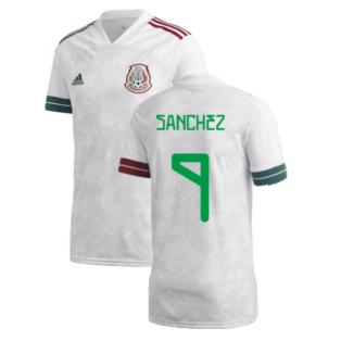 2020-2021 Mexico Away Shirt (SANCHEZ 9)