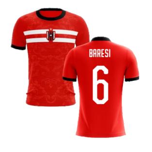 2020-2021 Milan Away Concept Football Shirt (Baresi 6) - Kids