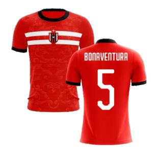 2020-2021 Milan Away Concept Football Shirt (Bonaventura 5) - Kids