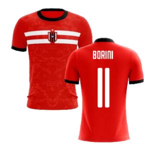 2020-2021 Milan Away Concept Football Shirt (Borini 11) - Kids