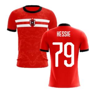 2020-2021 Milan Away Concept Football Shirt (Kessie 79) - Kids