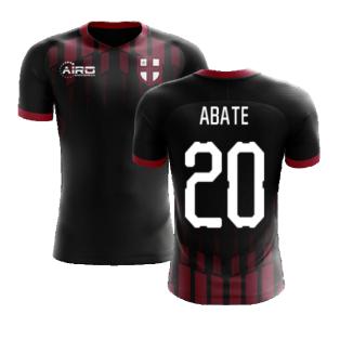 2020-2021 Milan Pre-Match Concept Football Shirt (ABATE 20)