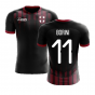 2020-2021 Milan Pre-Match Concept Football Shirt (BORINI 11)