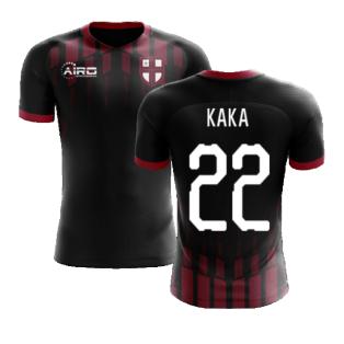 2020-2021 Milan Pre-Match Concept Football Shirt (KAKA 22)