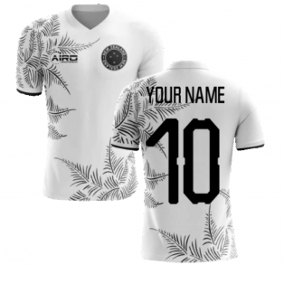 2020-2021 New Zealand Home Concept Football Shirt (Your Name)