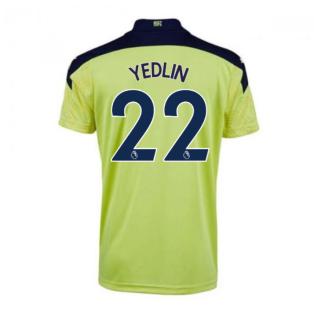 2020-2021 Newcastle Away Football Shirt (Kids) (YEDLIN 22)