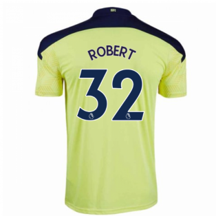 2020-2021 Newcastle Away Football Shirt (ROBERT 32)