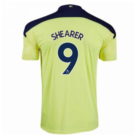2020-2021 Newcastle Away Football Shirt (SHEARER 9)