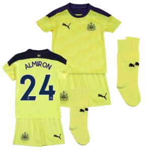 2020-2021 Newcastle Away Mini Kit (ALMIRON 24)