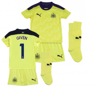 2020-2021 Newcastle Away Mini Kit (GIVEN 1)
