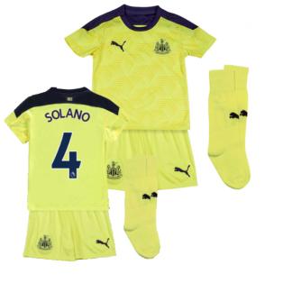 2020-2021 Newcastle Away Mini Kit (SOLANO 4)