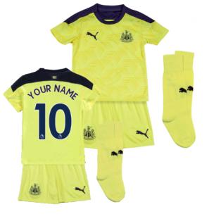2020-2021 Newcastle Away Mini Kit (Your Name)