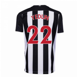 2020-2021 Newcastle Home Football Shirt (Kids) (YEDLIN 22)