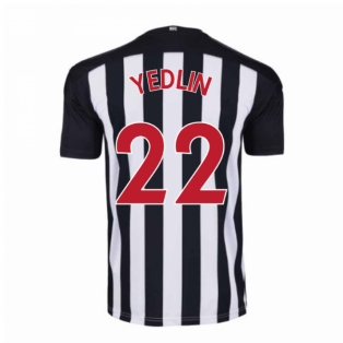 2020-2021 Newcastle Home Football Shirt (YEDLIN 22)