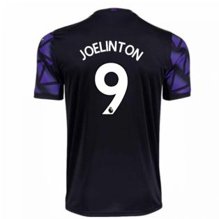 2020-2021 Newcastle Third Football Shirt (JOELINTON 9)