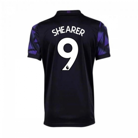 2020-2021 Newcastle Third Football Shirt (Kids) (SHEARER 9)