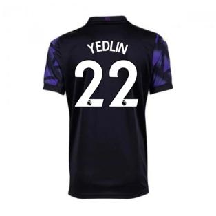 2020-2021 Newcastle Third Football Shirt (Kids) (YEDLIN 22)