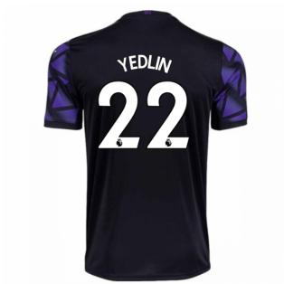 2020-2021 Newcastle Third Football Shirt (YEDLIN 22)
