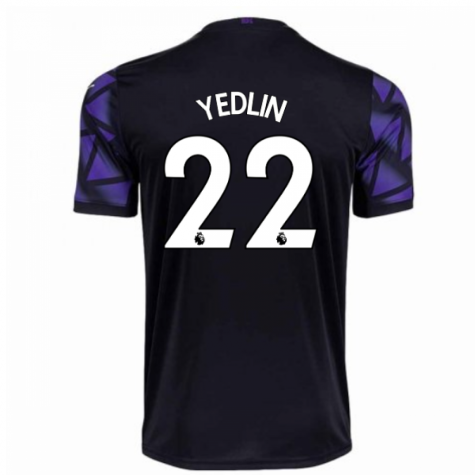 2020-2021 Newcastle Third Football Shirt (YEDLIN 22)
