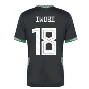2020-2021 Nigeria Away Shirt (IWOBI 18)