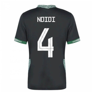 2020-2021 Nigeria Away Shirt (NDIDI 4)