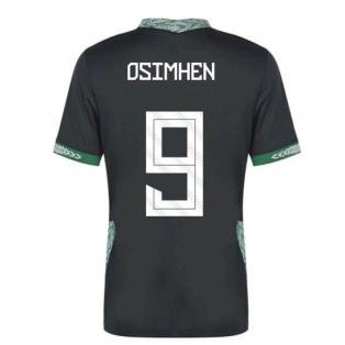 2020-2021 Nigeria Away Shirt (OSIMHEN 9)