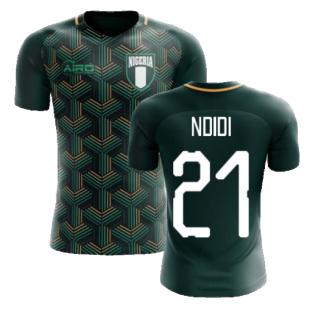 2020-2021 Nigeria Third Concept Football Shirt (Ndidi 21) - Kids