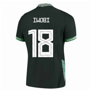 2020-2021 Nigeria Vapor Away Shirt (IWOBI 18)