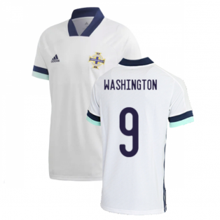 2020-2021 Northern Ireland Away Shirt (Washington 9)