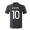 2020-2021 Olympique Lyon Adidas Away Football Shirt (BENZEMA 10)