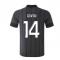 2020-2021 Olympique Lyon Adidas Away Football Shirt (GOVOU 14)