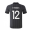2020-2021 Olympique Lyon Adidas Away Football Shirt (T MENDES 12)